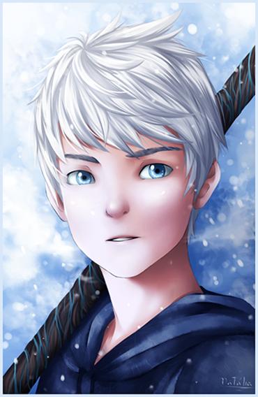 Jack Frost by Nataliadsw
