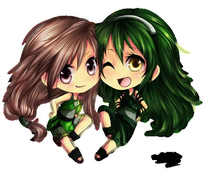 Kunoichi Sisters by Nataliadsw