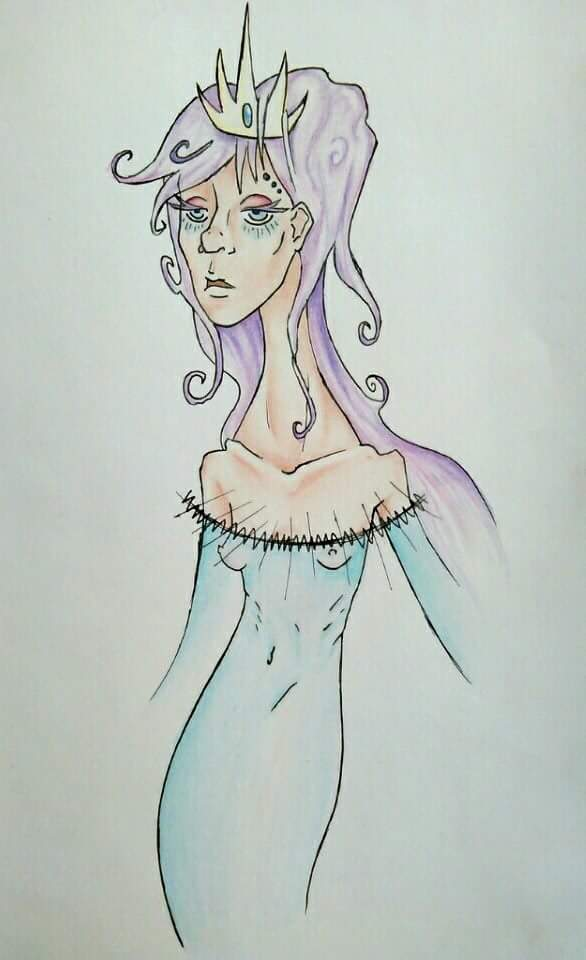 Lady Amalthea by FuckAssUpNigga