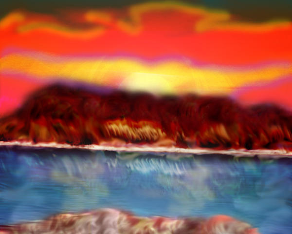 Sunset 1 by vrgraphics