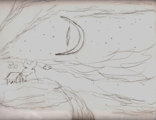 Cabin in the Clouds by vrgraphics