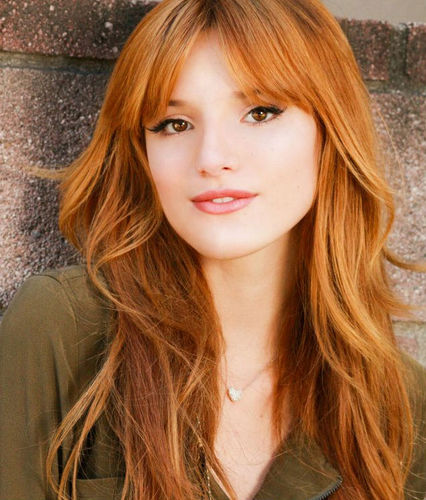 Bella Thorne uses her angelic beauty... by Swagsurfer