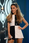 Ariana Grande thanks you for coming!
