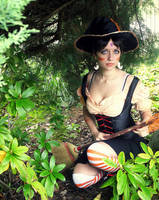 League of Legends Bewitching Nidalee 1 by VanyTheVampire