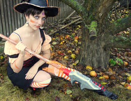 League of Legends Bewitching Nidalee 3 by VanyTheVampire