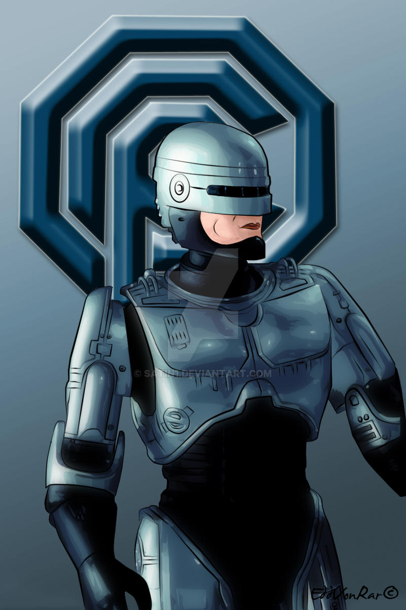 Robocop by satin1