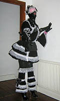 gothic brolita crossplay