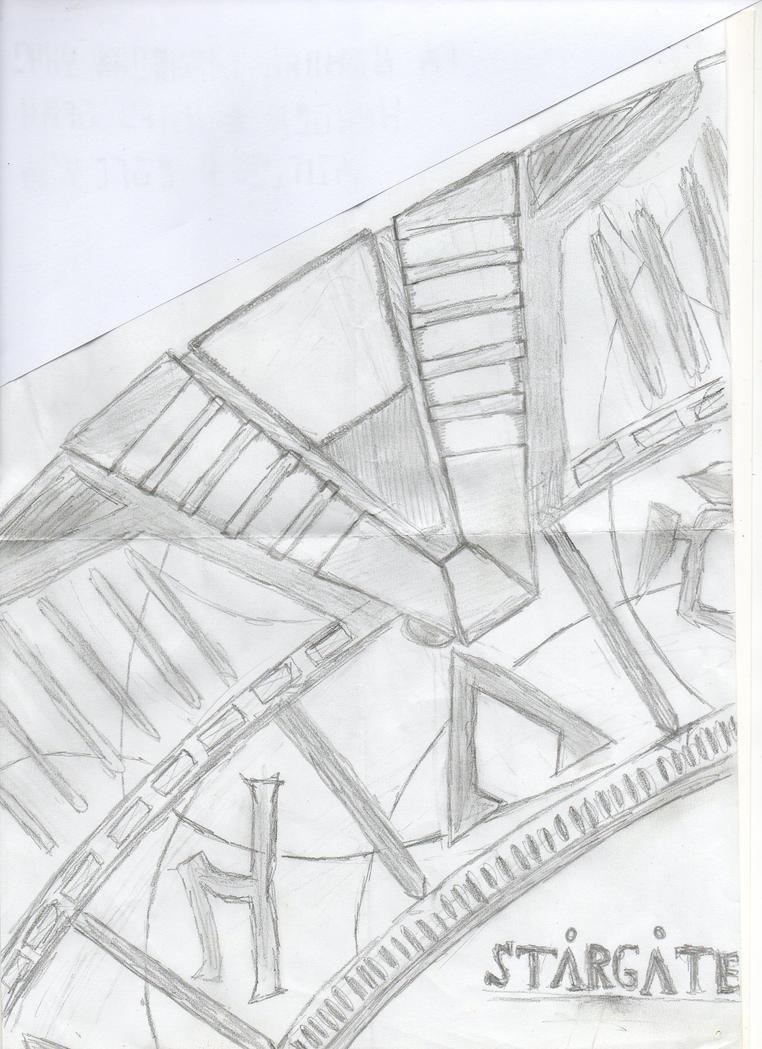 Stargate segment by sgfanclub