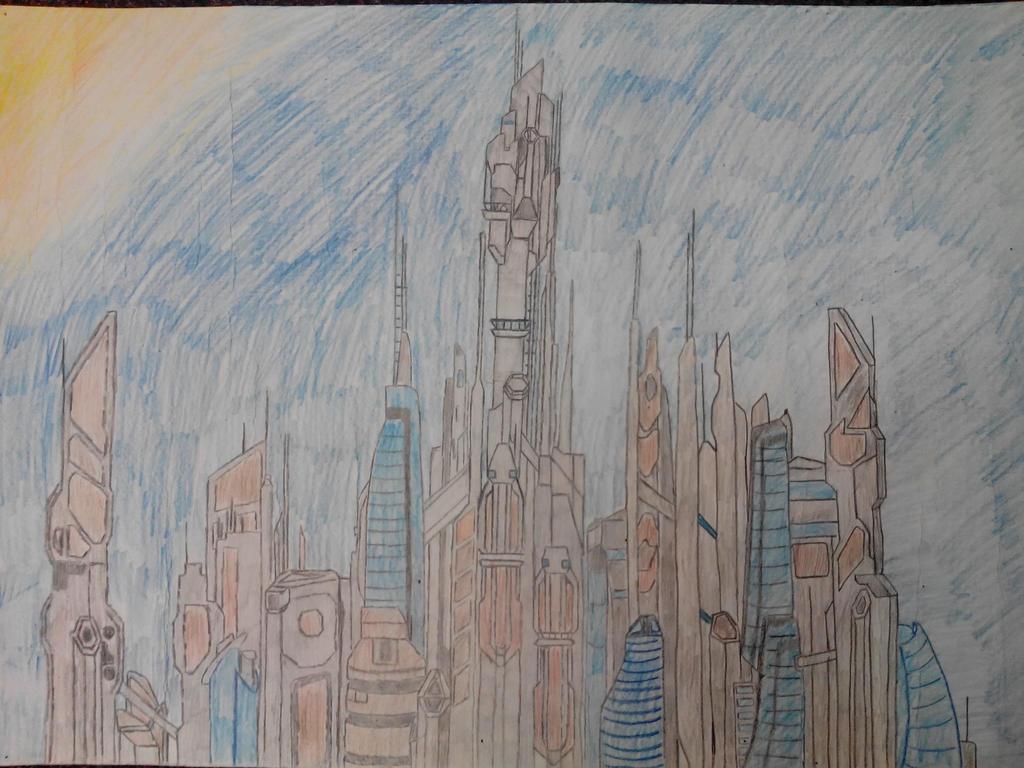City like Evan Lorne by sgfanclub