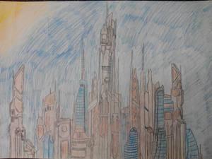 City like Evan Lorne