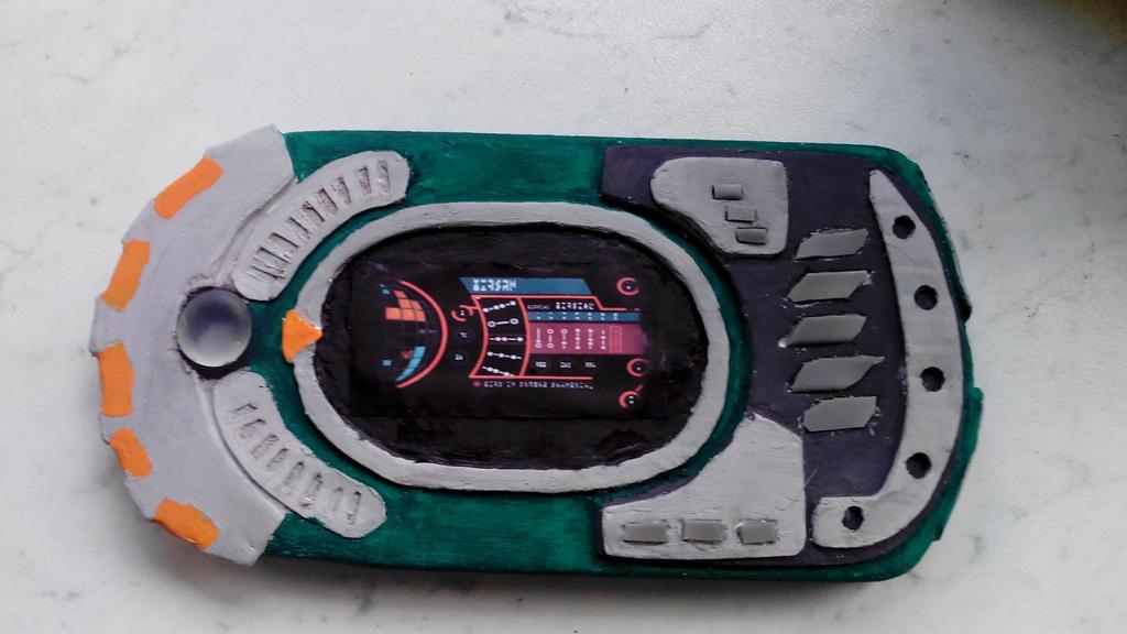 Destiny hand device by sgfanclub