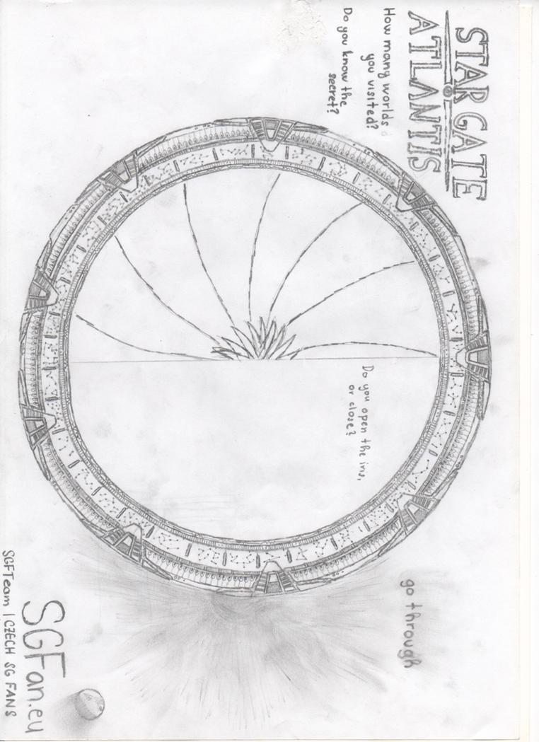 Pegasus Stargate by sgfanclub