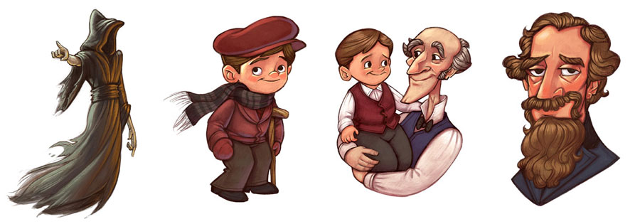 a christmas carol week 3 by danidraws on deviantart