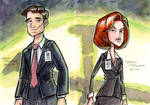 X-Files Heroes