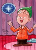 Linus by danidraws