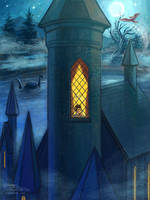 Harry Potter - Magic by danidraws