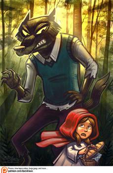 Girl Meets Wolf