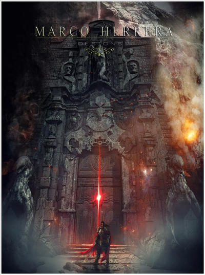 Ormoor's Gate by MarcoHerrera