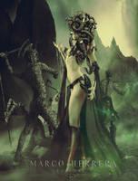 Medusa by MarcoHerrera