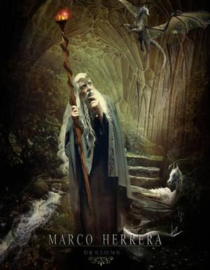 White Dragon Hall by MarcoHerrera