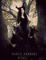 The Duchess by MarcoHerrera