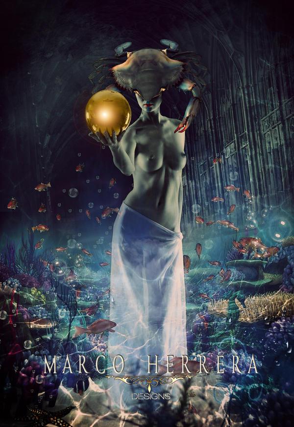 Thetis by MarcoHerrera