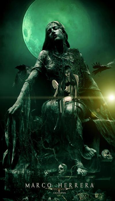 Morrigan by MarcoHerrera