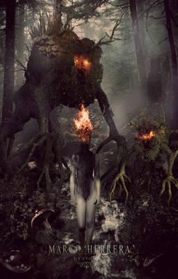 Dark Forest Guardians