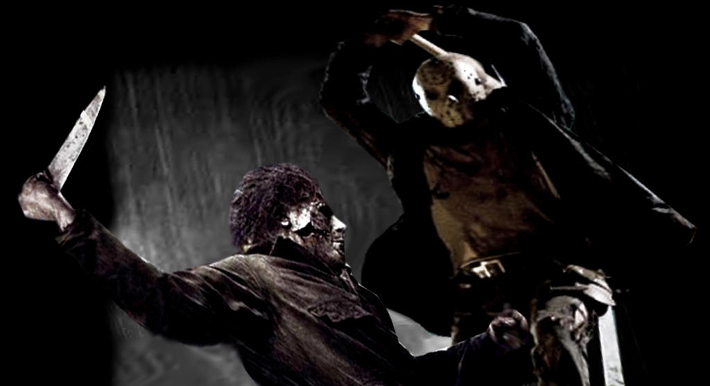 MICHAEL VS JASON By Darkness Man