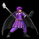 HIT GIRL MUGEN CHARACTER by Darkness-Man