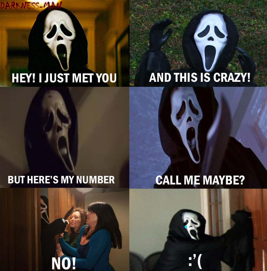Scream Ghostface Meme Ghost face memeScream Meme
