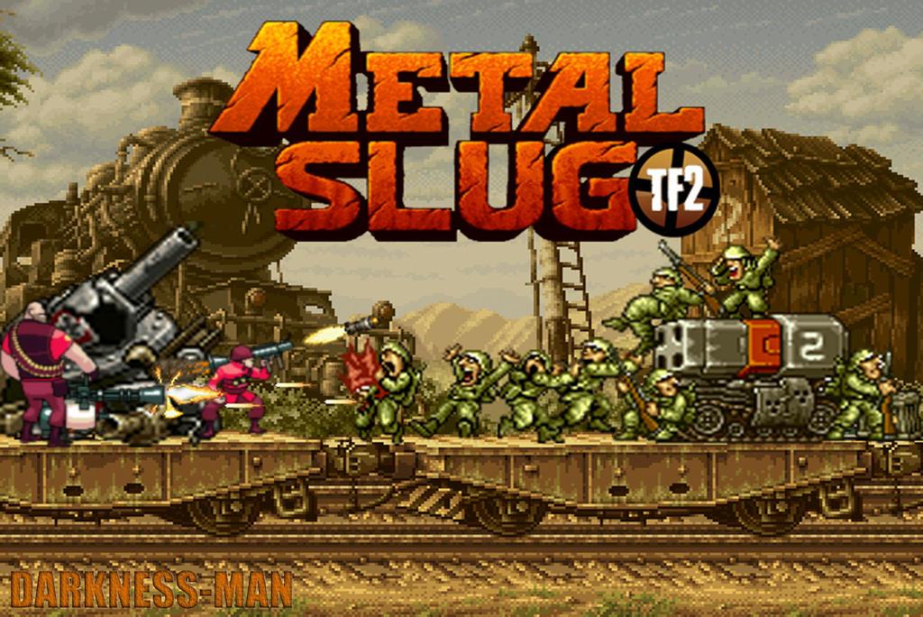 Metal Slug TF2 by Darkness-Man on DeviantArt
