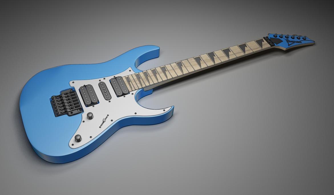 Ibanez RG Final by Iceman11029 on DeviantArt