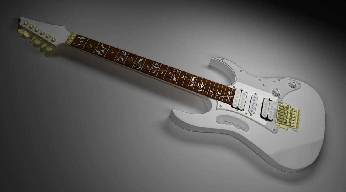 Ibanez JEM by Iceman11029 on DeviantArt