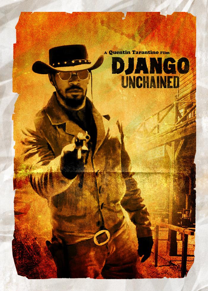Django Unchained Poster by BaoThao