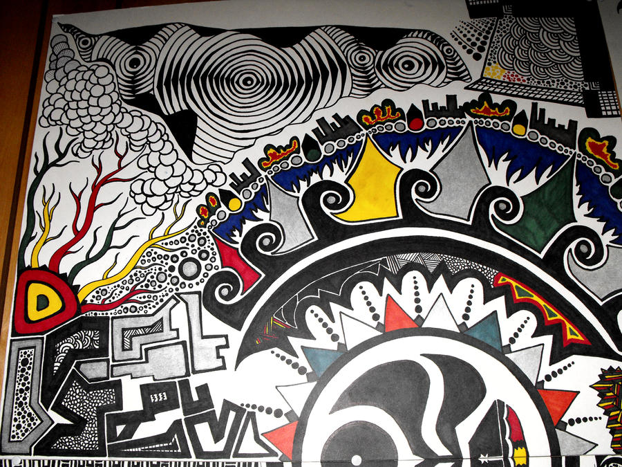 Cool Simple Designs to Draw With Sharpie Cool Sharpie Drawings