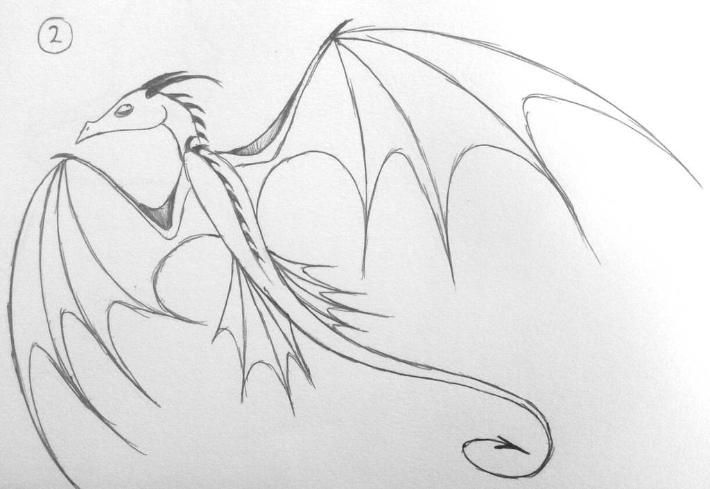 Random Dragon by Fuck-Undertale