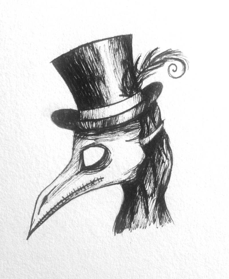 Plague Doctor by Fuck-Undertale