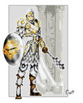 Radiant Cleric of Pelor