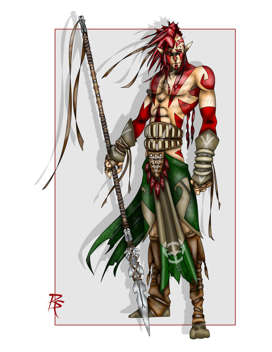 Wardancer by grandanvil