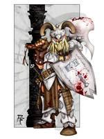 Siergon Worthrone by grandanvil
