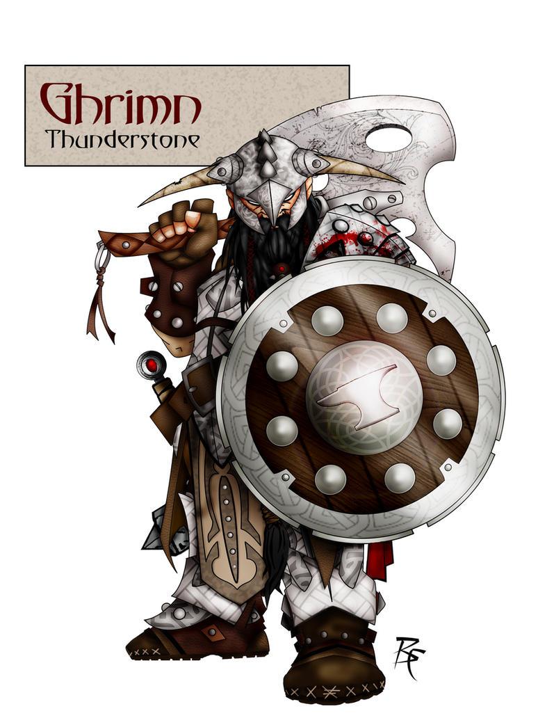 Ghrimn by grandanvil
