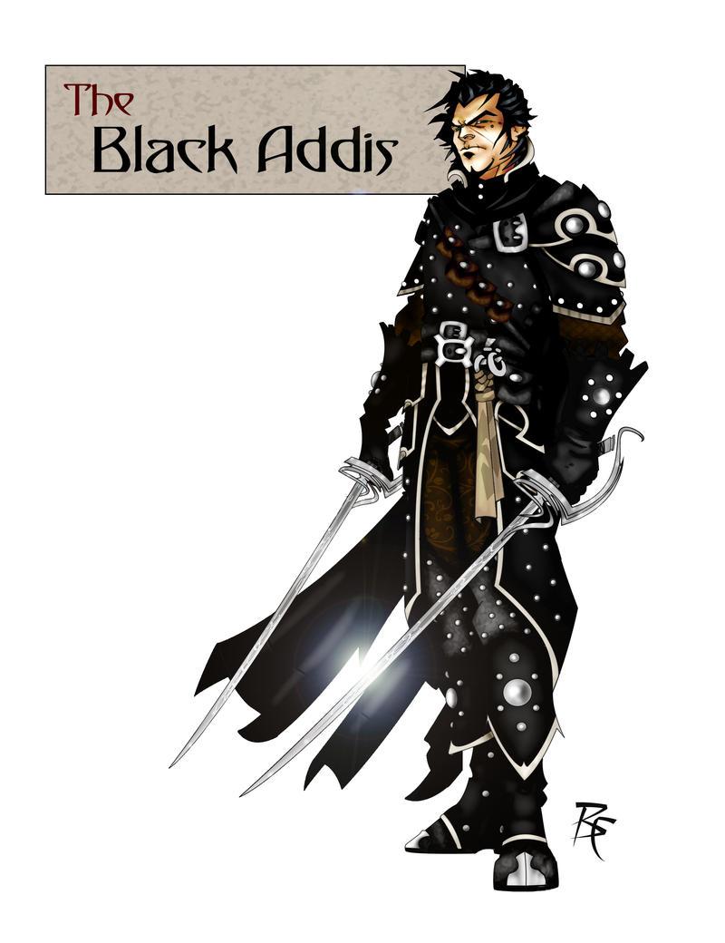 The Black Addis by grandanvil