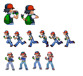 how to take sprites from games