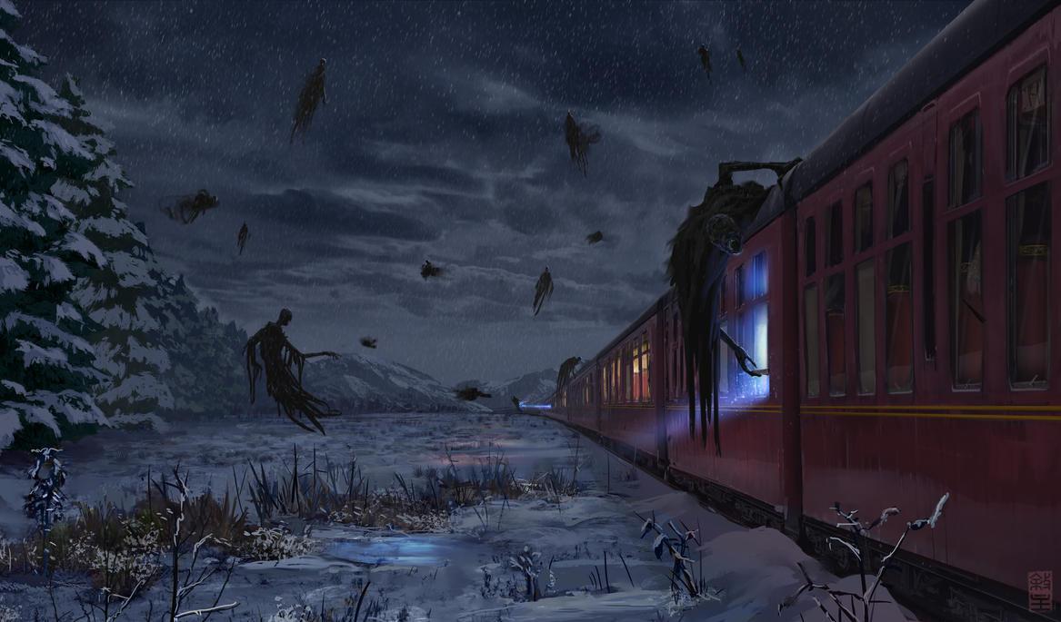 The Dementors by JoshHutchinson