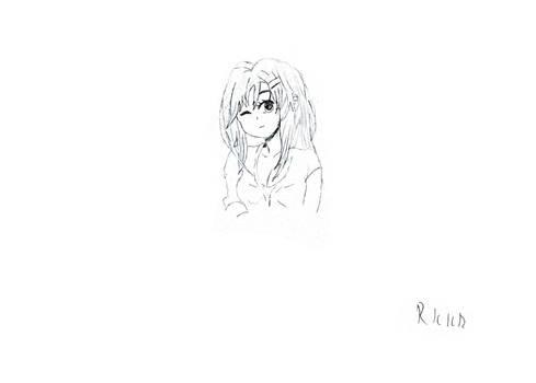 Manga girl 21