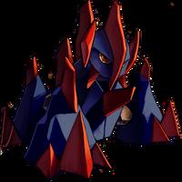 DrawEmAll Collab - Gigalith by Pajara-san