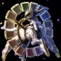DrawEmAllCollab - Arceus by Pajara-san