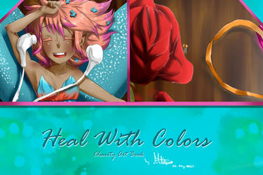 Heal With Colors - Artbook Preview