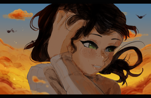 Sunrise by Mango-Nectar